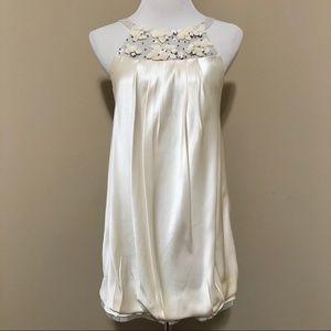 BCBG Max Azaria bubble mini dress